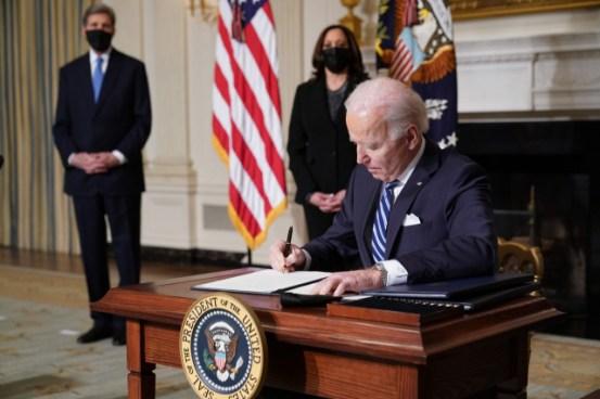 미국 연방 재산, '석유 및 가스를위한 새로운 시추'중단