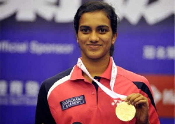 Sindhu becomes first Indian badminton player to enter an Olympics final