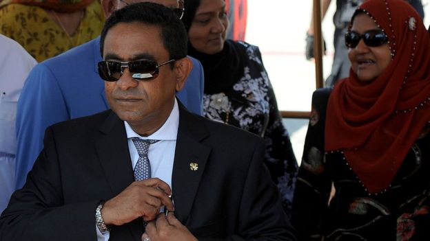 Maldivian President tried to prevent Nasheed from participating in talks