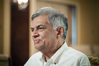Sri Lanka's Prime Minister to visit Hong Kong to attend 'World in 2017'