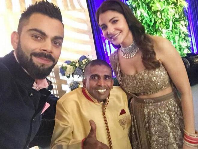 Charming story of Virat's friendship with a Lankan fan