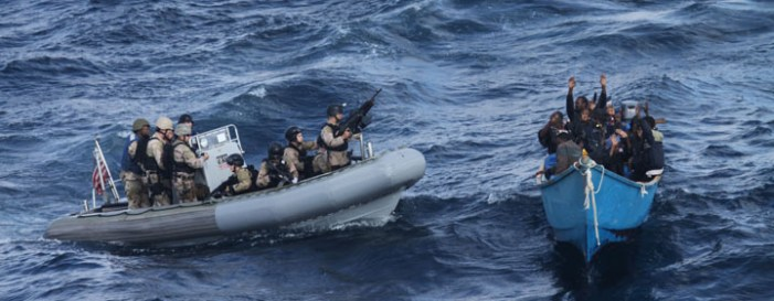 Lankan think tank shows way to tackle terrorists/criminals in Indian Ocean