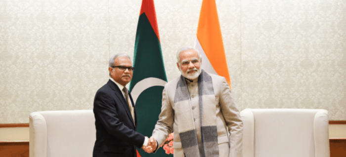"Modi says he will visit Maldives ""at a suitable time"""
