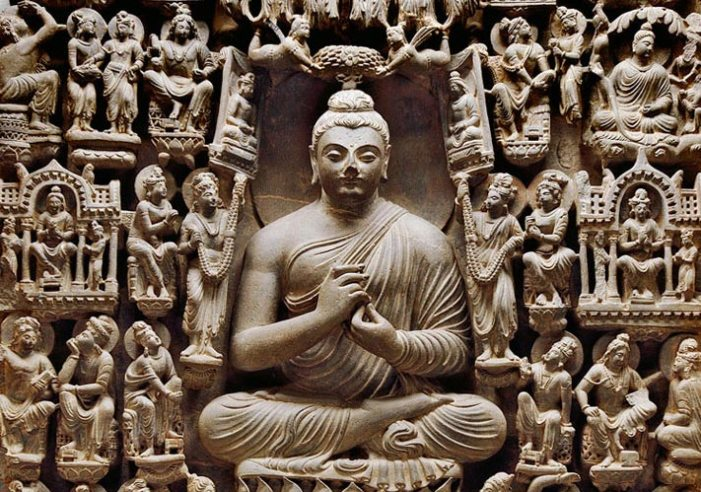 Preservation of Buddhist art helps Pakistan fight stereotyping
