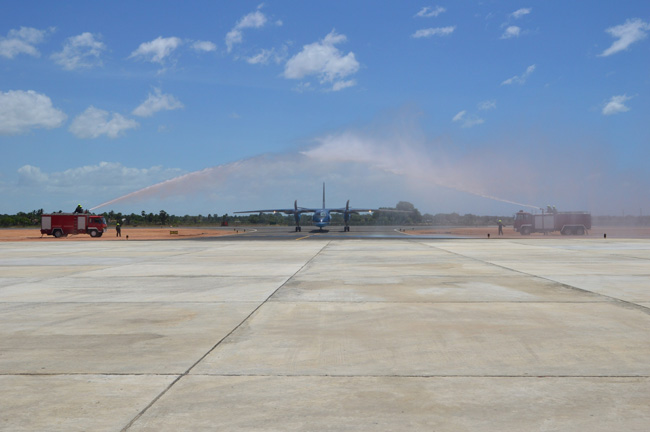 Sri Lanka's re-developed Eastern airport set to boost tourism into former war ravaged areas