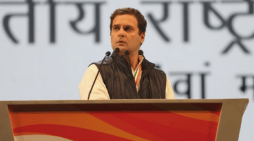 """Congress-ruled India will be in """"friendly competition"""" with China, says Rahul Gandhi"""