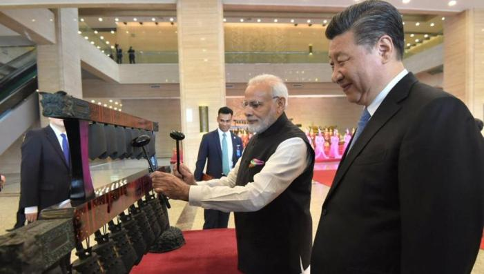 Reasons for Modi's unprecedented foray into China