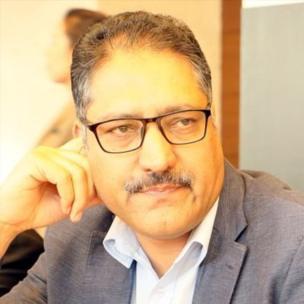 Noted Kashmir journalist Shujaat Bukhari shot dead in Srinagar