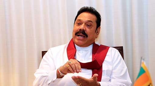 Rajapaksa vows to come back with voter support to subdue anti-Lankan forces