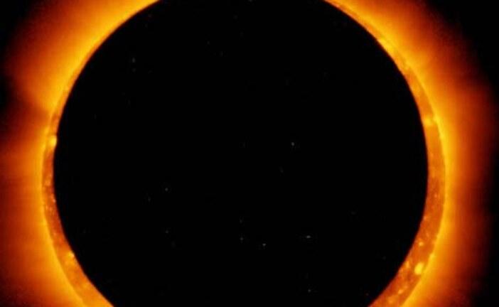 21 अगस्त को पड़ रहा है सूर्य ग्रहण