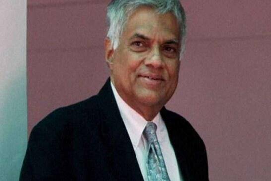 श्रीलंका के प्रधानमंत्री का तीन दिवसीय भारत दौरा, कई मुद्दों पर होगी चर्चा