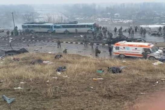 पुलवामा में आतंकी हमले में उत्तराखंड के दो जवान हुए शहीद