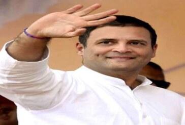 Rahul in Ranchi LIVE : मंच पर पहुंचे राहुल गांधी, नारा दिया-भाजपा का झूठ, सबसे मजबूत