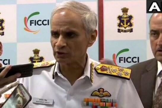 भारतीय नौसेना प्रमुख बोले हमें वित्तीय सहायता की जरुरत है