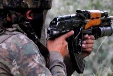जम्मू-कश्मीर: सेना और आतंकियों के बीच मुठभेड़, एक आतंकी ढेर,मुठभेड़ में एक जवान घायल