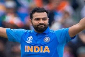 रोहित शर्मा का वनडे में 29वां शतक, ऑस्ट्रेलिया के खिलाफ बनाया रिकॉर्ड
