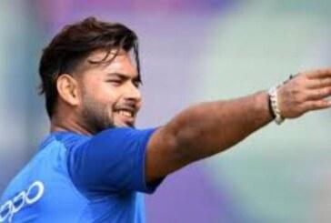 दूसरे वनडे मैच से रिषभ पंत हुए बाहर, ये खिलाड़ी करेगा विकेटकीपिंग