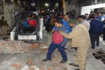 ऋषिकेश: स्कूल की दीवार गिरने से की मौत; दो घायल