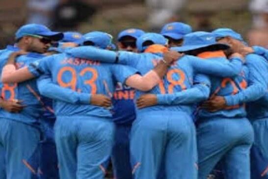 टीम इंडिया ने टॉस जीतकर पहले बल्लेबाजी करने का लिया फैसला