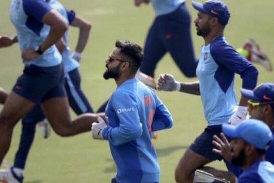 गुवाहाटी में टी20 रद्द होने के बाद अब इंदौर में मुकाबला,पढ़िए पूरी खबर