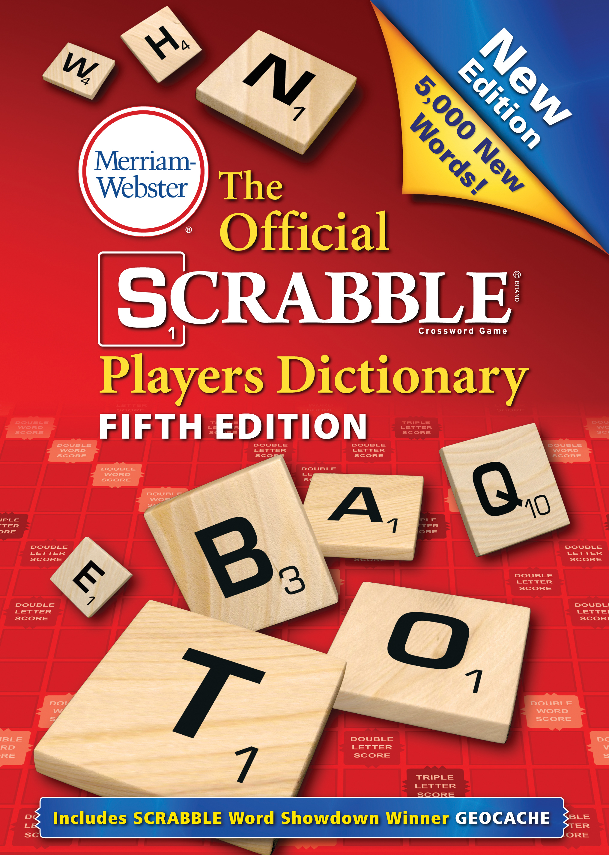 Image result for official scrabble book cover