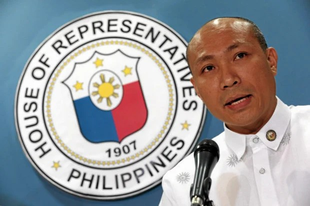 Magdalo Party-List Representative Gary C. AlejanoINQUIRER PHOTO / NIÑO JESUS ORBETA