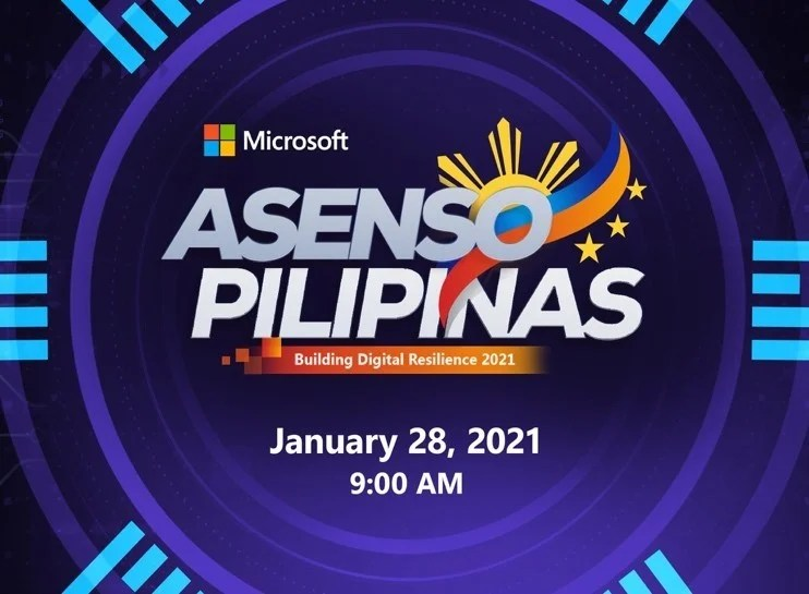 Asenso Pilipinas is Microsoft's annual public sector stakeholder galvanizing event