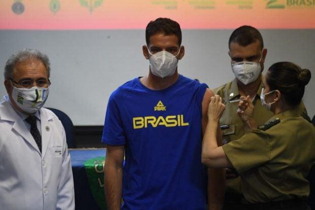 Brazil struggles to vaccinate as COVID-19 toll spirals