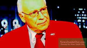 Cheney's 'Kiss of Shame': A satanic torture conspiracy revealed