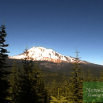 "Mount Adams, Washington, the ""UFO Mountain."""