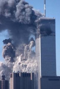 World Trade Center on 9/11 - Molecular dissociation