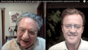 Kevin Galalae: How to move from global genocide to enlightened and empowering population levels