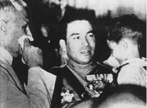 Dictator-Batista & toddler Raul Castro