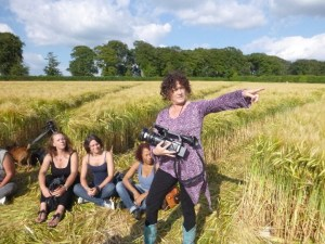 "Filmmaker-Ascension pioneer Patty Greer's film ""Crop Circle Diaries"" breaks through to mainstream Denver PBS CPT12-TV broadcast"