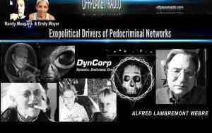 Exopolitical Drivers of Pedocriminal Networks: Abrogate & renegotiate secret Greada, Tau-9 Treaties with pedocriminal ETs: Draco reptilians, Orion Greys & Anunnaki ETs