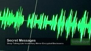 Secret Messages on Electric Om!