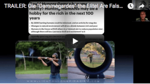 "WEBINAR PART I: Ole ""Dammegardes"" the Elite! Are False Flags like Las Vegas a reality version of the HUNGER GAMES?"