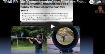 """WEBINAR PART I: Ole """"Dammegardes"""" the Elite! Are False Flags like Las Vegas a reality version of the HUNGER GAMES?"""