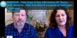 SCIENTIST KEN & PATTY GREER
