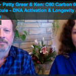 "WEBINAR – Patty Greer & Ken: C60 Carbon 60 ""Bucky Ball"" Molecule – DNA Activation & Longevity at C60PurplePower.com"