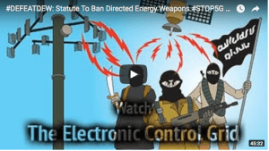 You Are Free TV broadcasts #DEFEATDEW: Statute To Ban Directed Energy Weapons #STOP5G #LOUCHE. You Tube Trolls, hypnotized by Trump Russian-American deep state, fail to discredit Model Statute Treaty Conference.