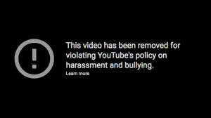 YouTube.com blocks Alfred Lambremont Webre's ExopoliticsTV for exposing cover-up by British PM May of ICC-prohibited crime-against-humanity committed on grounds of British Parliament