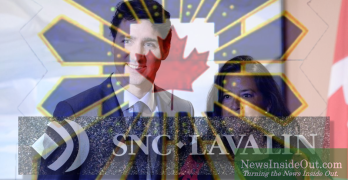 Canadian PM Justin Trudeau and Liberal MP Jody Wilson-Raybould in SNC-Lavalin CSIS Affair