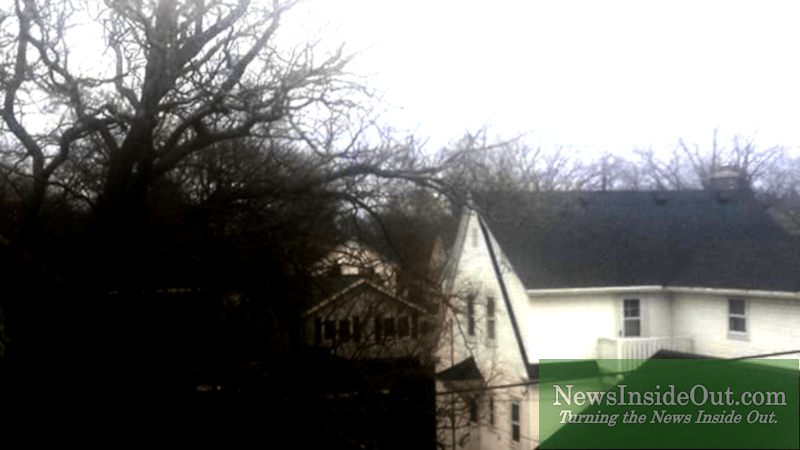 """House in Foreground of """"Manitowoc Incident"""" Footage"""