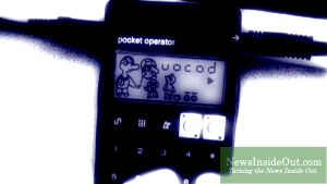 "Teenage Engineering's Pocket Operator PO-35 Speak is a time machine in ""Cyberpunk 101: The Series"""