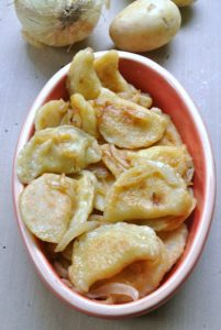 Potato and Cheese Pierogies (Gretchen McKay/Post-Gazette)