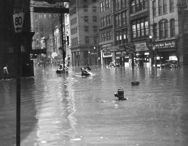 Flood of 1936 (Photo by Acme Newspictures)