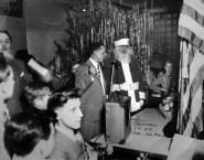Christmas celebration at the Kollar Club (photo courtesy Kollar Club)