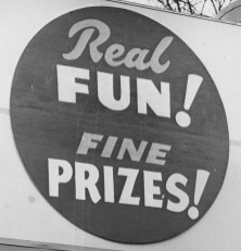 By November 1977, when this photo was taken, there were neither fun nor prizes at West View Park. (Credit: The Pittsburgh Press)