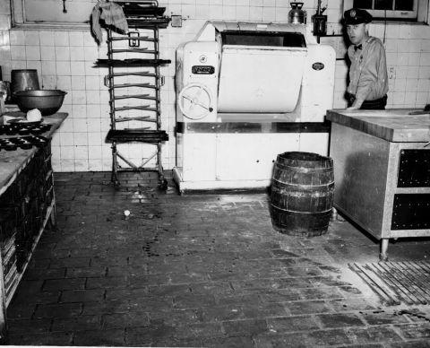 Schenley Hotel Murder Scene (Credit: Unknown)